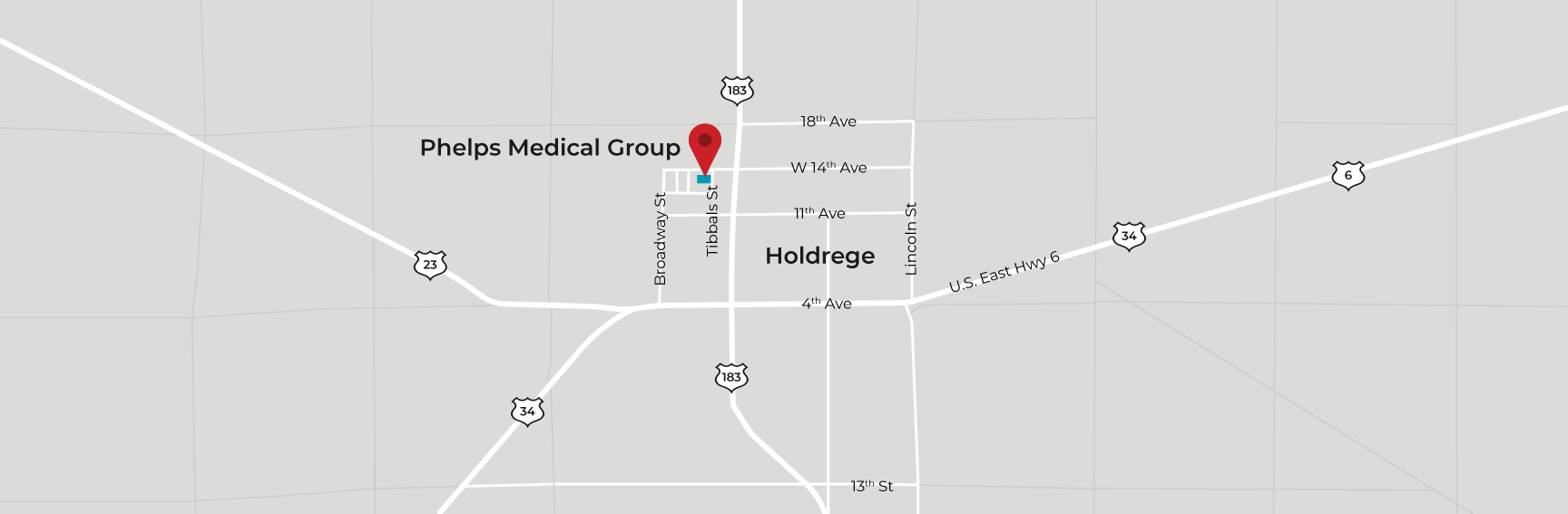 Map to Medical Group